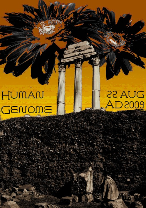 The sciences still dig the human genome